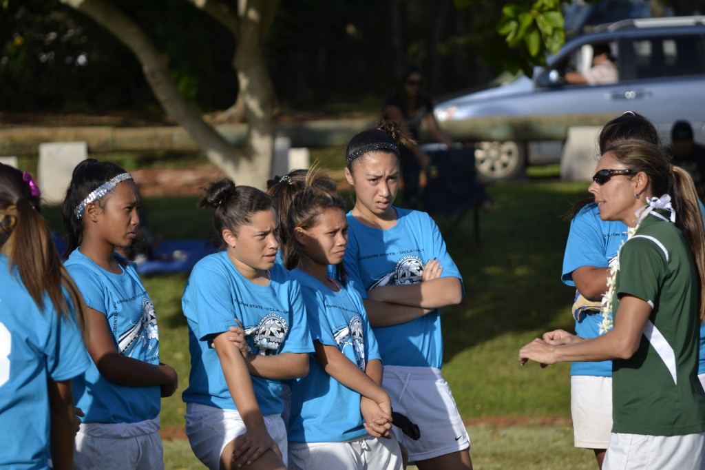 College Camps Surf Soccer Hawaii